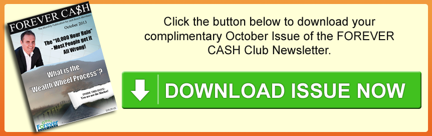 Forever Cash Club Newsletter