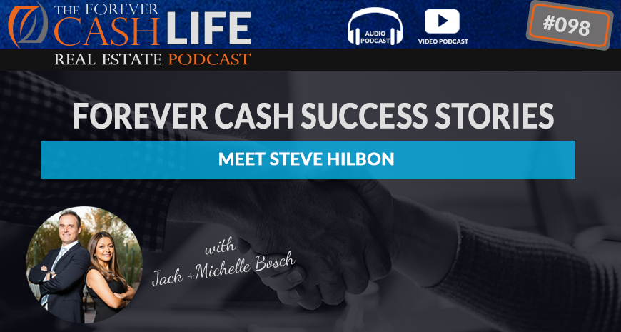 Forever Cash – Education for a Financially Independent Life FCP 098